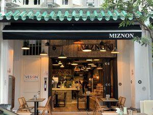 Miznon Singapore Restaurant